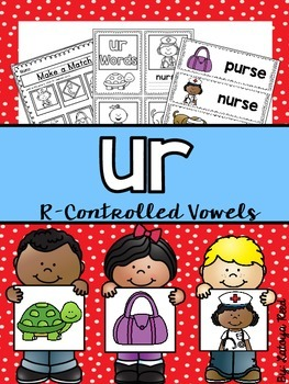 UR R-Controlled Vowels