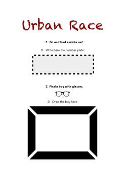 URBAN RACE