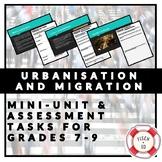 URBANISATION AND MIGRATION MINI-UNIT