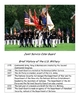 U.S. Armed Forces Mini Unit/Lapbook