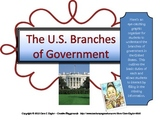 U.S. Branches of Government Graphic Organizer