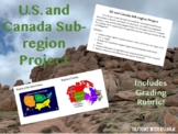 US/Canada Sub-regions Project