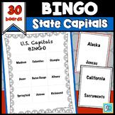 U.S. Capitals BINGO
