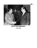 US--China Trade Negotiation