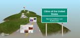 US Cities Decimal Addition & Subtraction Prezi