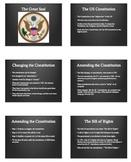 US Citizenship: Great Seal & Amendments