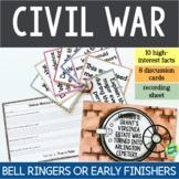 US Civil War Activities, American Civil War Bell Ringers