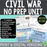 Civil War Bundle, American Civil War, US Civil War