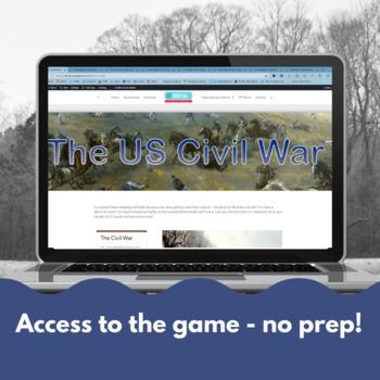 US Civil War - Digital Breakout