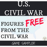 Civil War Activity People from the US Civil War Activity (FREE)