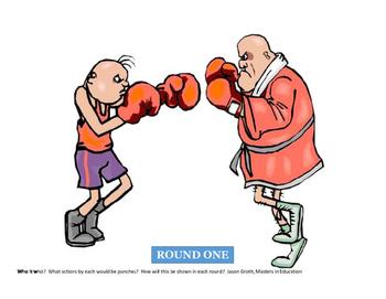 "RECONSTRUCTION ""Boxing Match"" Part 1"