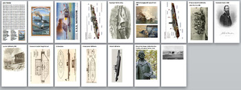 US Civil War Word Search Pack