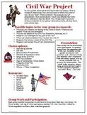 Civil War and Slavery Bundled Resource on CD