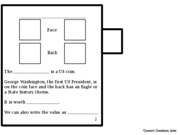 US Coin Book - Identification Skills