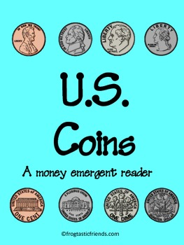 U.S. Coin Emergent Reader