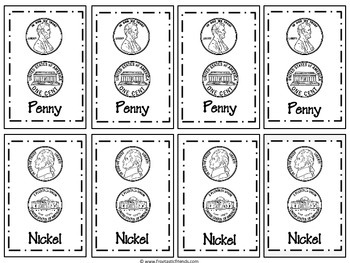 U.S. Coin Playing Cards