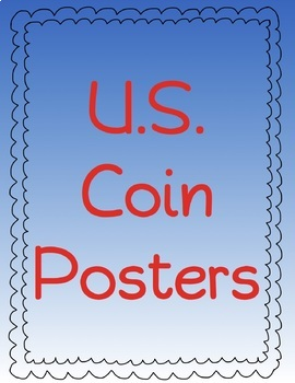 US Coin Posters
