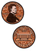 US Coin Posters- Penny, Nickel, Dime, and Quarter