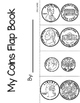 Coins Foldable Flapbook: Quarter, Dime, Nickel, Penny