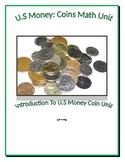 US Coins Introduction Unit