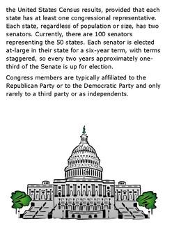 US Congress Handout