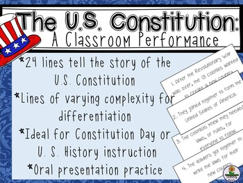 Constitution Day Performance