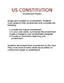 US Constitution Amendment Project