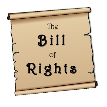 U.S. Constitution Bill of Rights Worksheet DBQ: Read and Understand