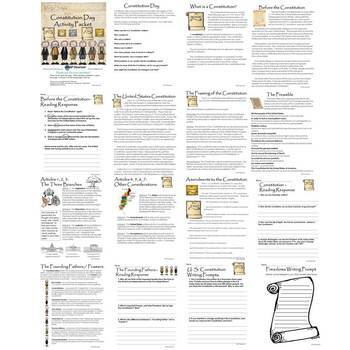 Constitution Day History and Literacy Activity Packet