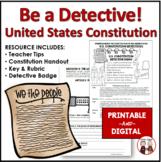 US Constitution Activity