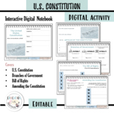 US Constitution | Digital and Print