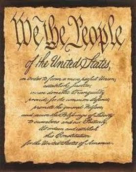 U.S. Constitution Passage and Questions