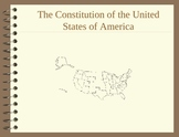 U.S. Constitution PowerPoint