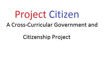 US Constitution: Project Citizen