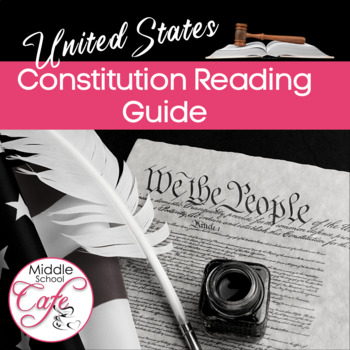 US Constitution Reading Guide