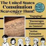 US Constitution Scavenger Hunt!
