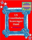 US Constitution Scavenger Hunt