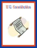 U.S. Constitution Thematic Unit