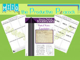 US Constitution Vocabulary for Interactive Notebooks