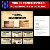 US Constitution powerpoint and notes outline