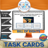Bill of Rights | Amendments 1-10 | BOOM Cards and Notes |
