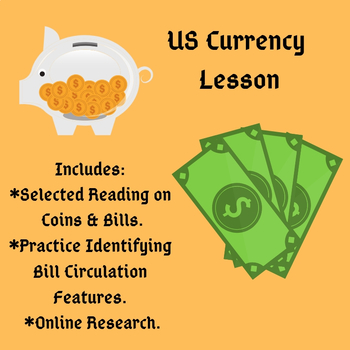 US Currency Information & Practice