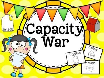 Capacity Game