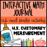 U.S. Customary Measurement - An Interactive Lesson!