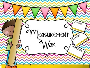 Measurement Math Game Center