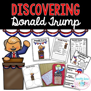 President Donald Trump Research Unit with PowerPoint