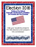 US Election 2016: Leader Profiles