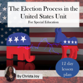 US Election Process and Political Parties Unit for Special