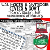 US Facts and Symbols I Cans & Posters, Self-Assessment of