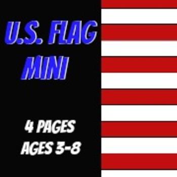 U.S. Flag Mini Pack